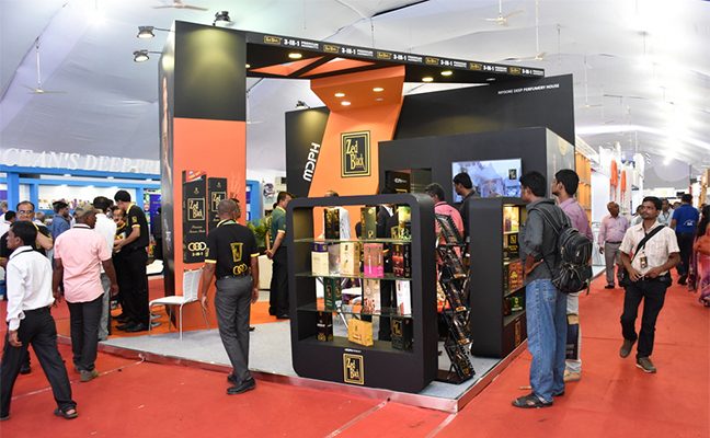 Zed Black's outshines all in Nagpur Orange City Biz Expo