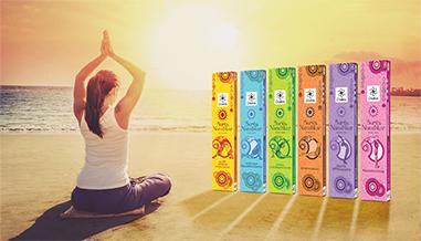 Chakra Natural Sticks launches 'Suryanamaskar' Series