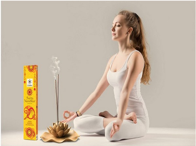 Zed Black Launches  'Suryanamaskar Incense Sticks'