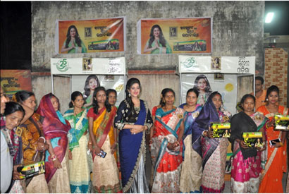 Zed Black Arij Felicitated 25 Super Achiever Women on International Women's Day in Odisha